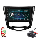 "10.2"" Android 8.1 Car Radio GPS Navigation Multimedia Player for Nissan X-Trail Qashqail 2014 -2017 with Quad core wifi Stereo"