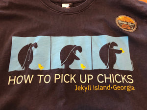 How To Pick Up Chicks Short Sleeve Shirt
