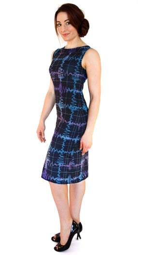 LIGO Gravitational Waves Discovery Dress Side