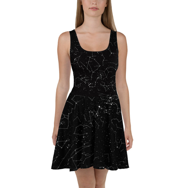 Constellation Astronomy Dress