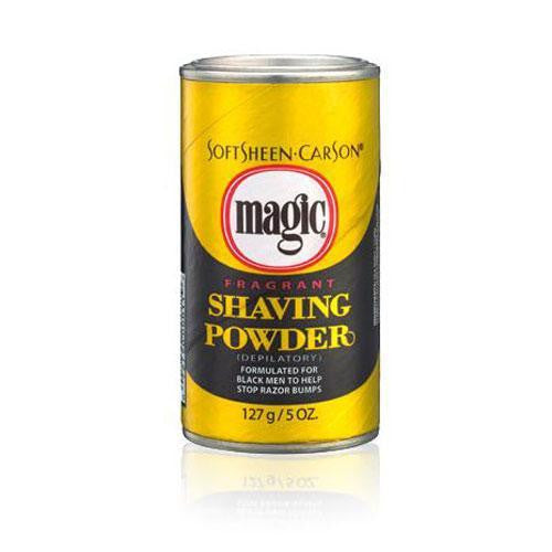 Softsheen-carson Magic Shaving Powder Gold-Fragrance