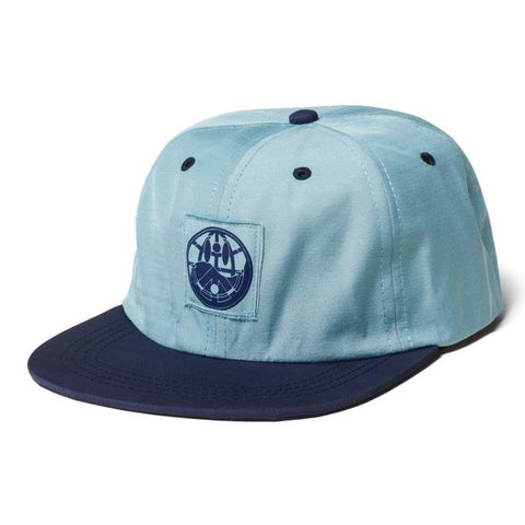 The Quiet Life World Peace Polo Hat / Blue