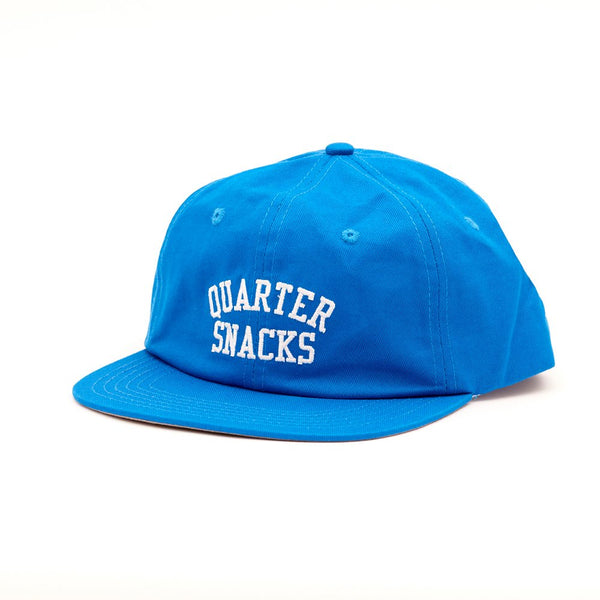 Quartersnacks Classic Arch Cap / Royal Blue