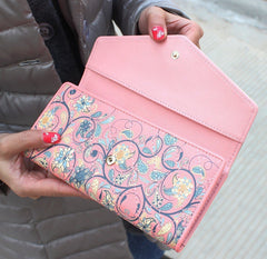 Womens Flower Purse