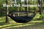 1-2 Person Outdoor Mosquito Net Hammock