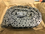 C2060HSS-GK1 ATTACHMENT STAINLESS ROLLER CHAIN 10FT NEW