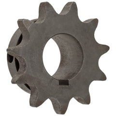 Sprocket 60B12H TYPE B BORED TO SIZE HEAT TREATED FOR #60 ROLLER CHAIN 12 TOOTH