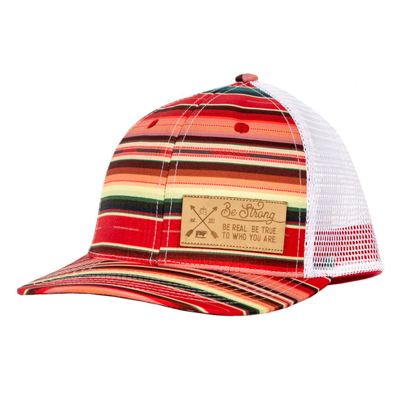 STS Patch Cap - Serape