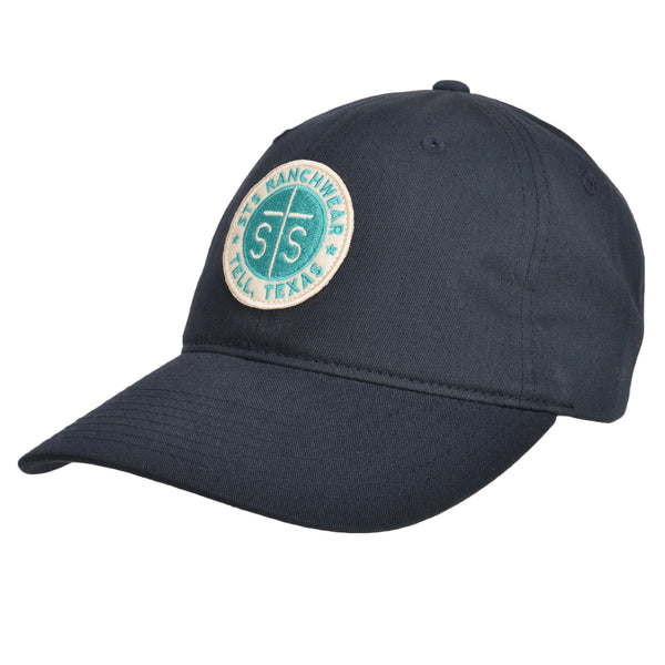 STS Patch Cap - Navy