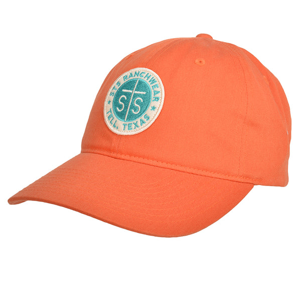STS Patch Cap - Orange