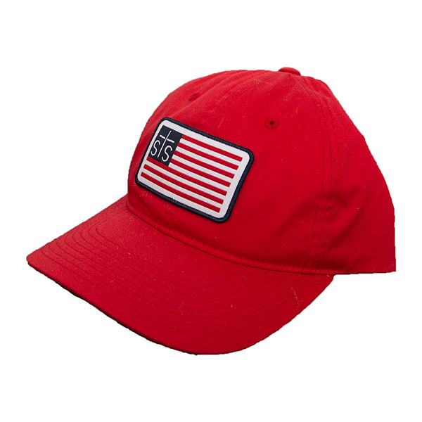 STS Patch Cap - Red