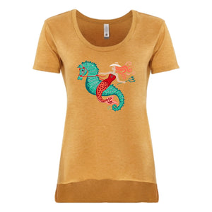 STS Cowgirl Mermaid Tee