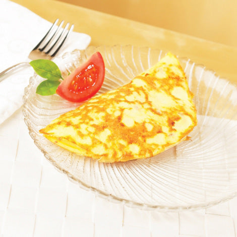 Bacon & Cheese Omelet