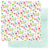 Feeling Good 12x12 Pattern Paper - Fancy Pants - Hello Sunshine