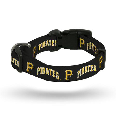 Pittsburgh Pirates Pet Collar Size L