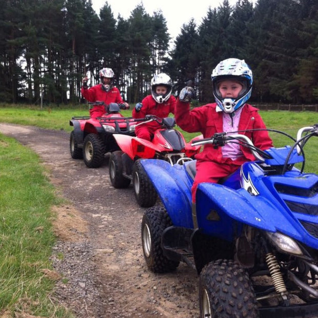 Family Quad Trek