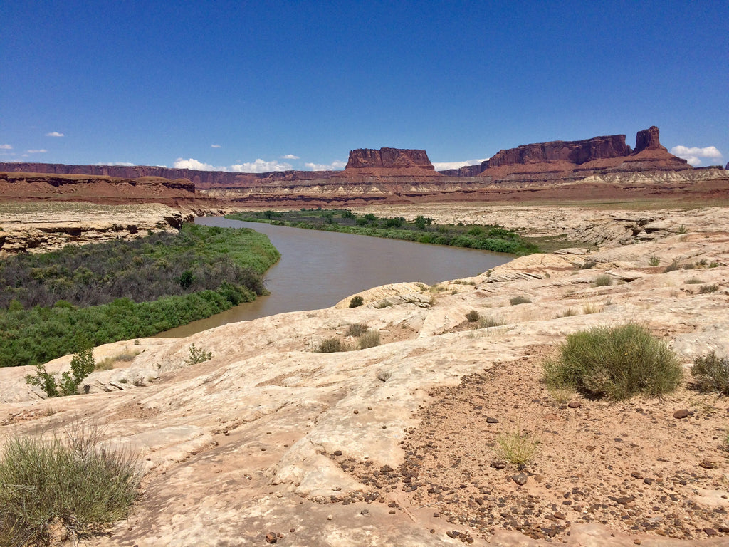 Moab: destination or origin?