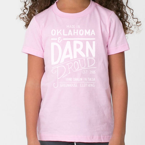 Darn Proud Youth Short Sleeve T