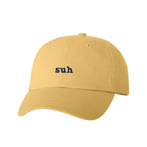 Suh Unstructured Cap