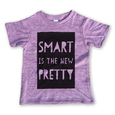 Smart Is the New Pretty Tee