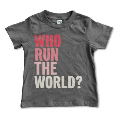 Who Run the World? Tee