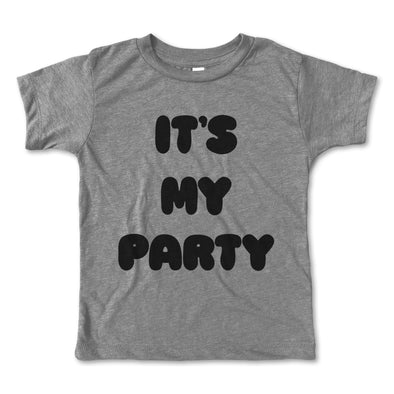 It's My Party Tee