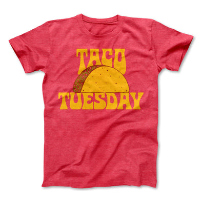 Taco Tuesday Adult Tee