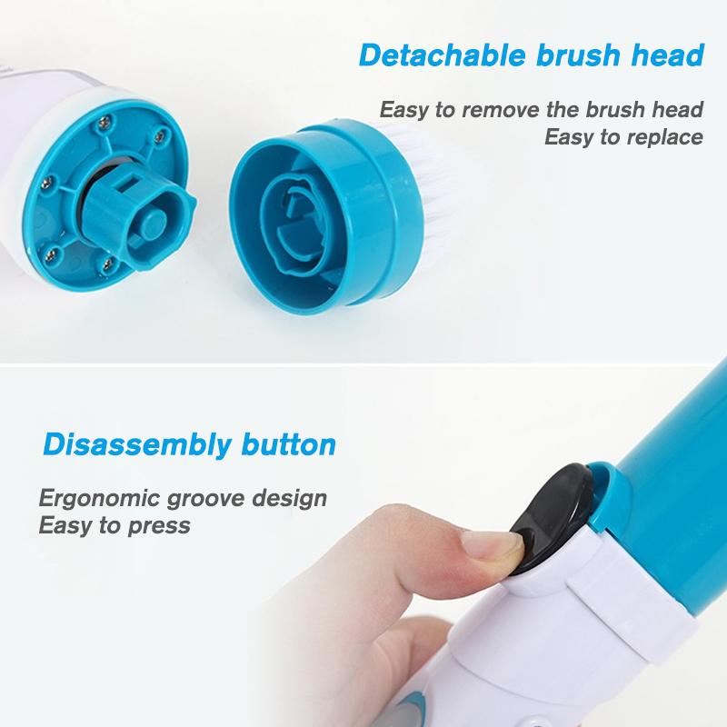 TORNADO™  - Electric Multi-functional Turbo Brushes
