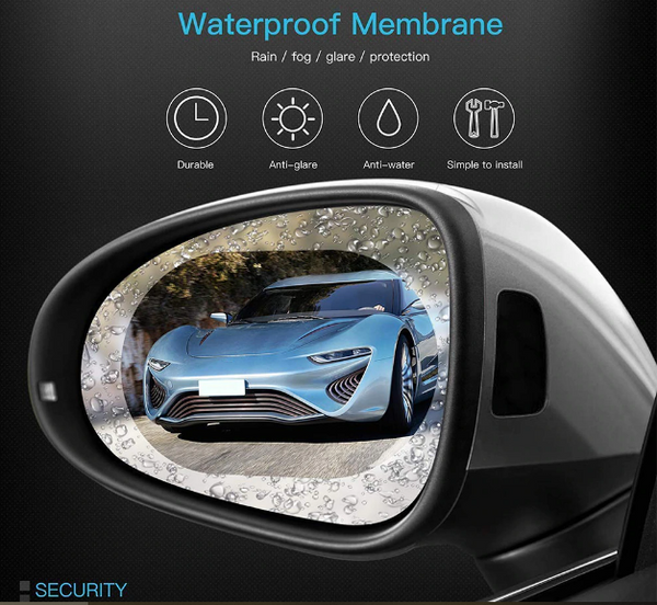 ViewShield™ - Car Rear View Protective Film - Make Your Driving Safer & Easier
