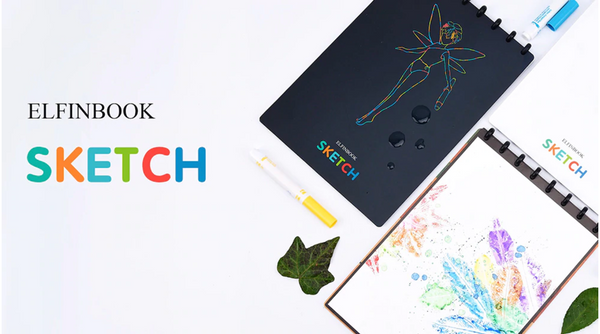 2019 Reusable Smart Sketch/Drawing/Painting Note