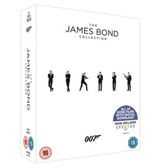 JAMES BOND BLU-RAY BOX SET