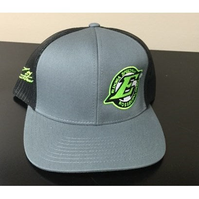 Eldora Gray/Green Hat