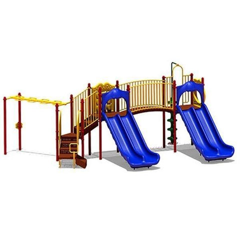 UPLAY-013 Mount Macon | Commercial Playground Equipment