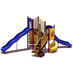 1-UPLAY-005 Timber Glen | Commercial Playground Equipment