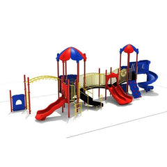 KP-80168 | Commercial Playground Equipment
