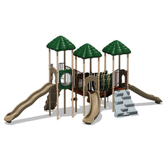 UPLAY-012 Rainbow Lake | Commercial Playground Equipment