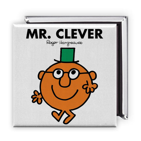 Mr. Clever Square Magnet