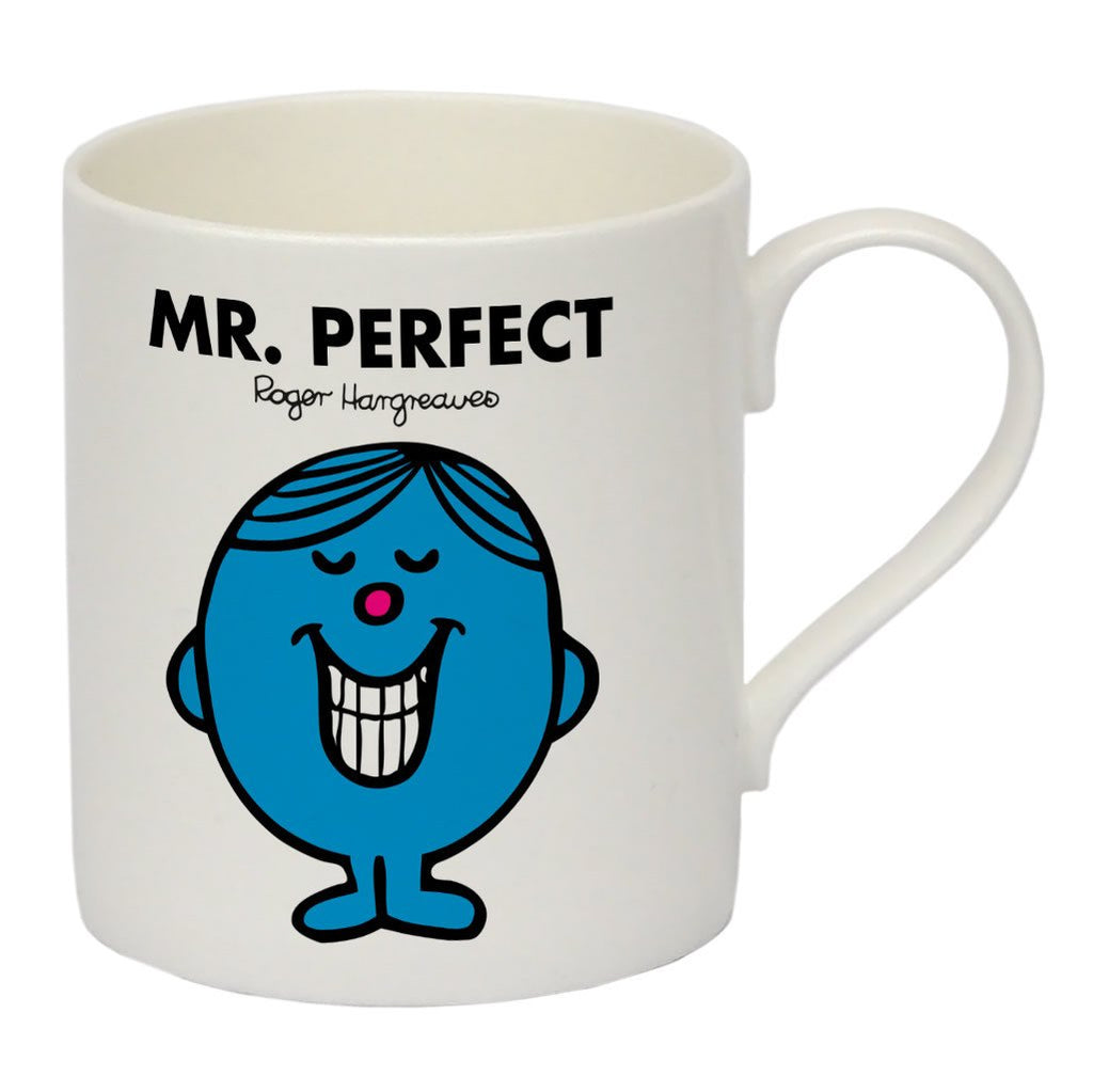 Mr. Perfect Bone China Mug