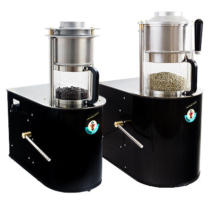 Sonofresco One-Kilo Profile Commercial Coffee Roaster +18 lbs free coffee SPECIAL DEAL! (230 volts, 50 Hz, 1.5 amp)