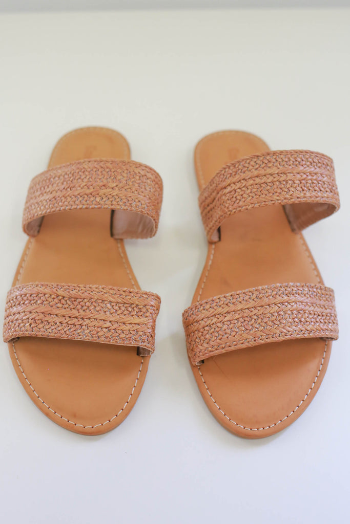 SHORELINE Sandals - Online Clothing Boutique