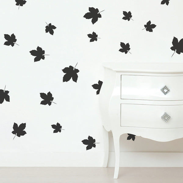 Leave Wall Stickers By Wallboss