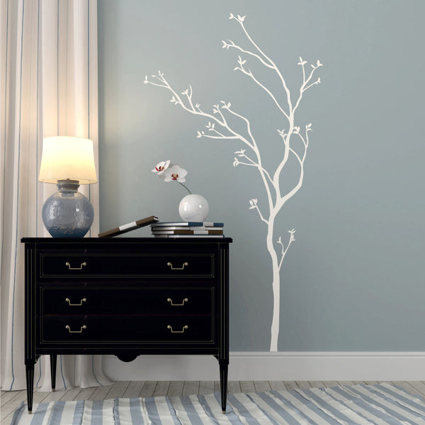 Swaying Tree Wall Sticker