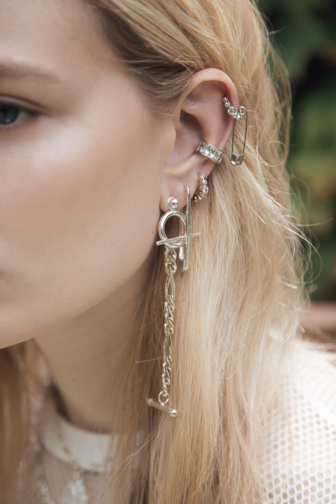 Melinda Maria Jewelry Stella Ear Cuffs