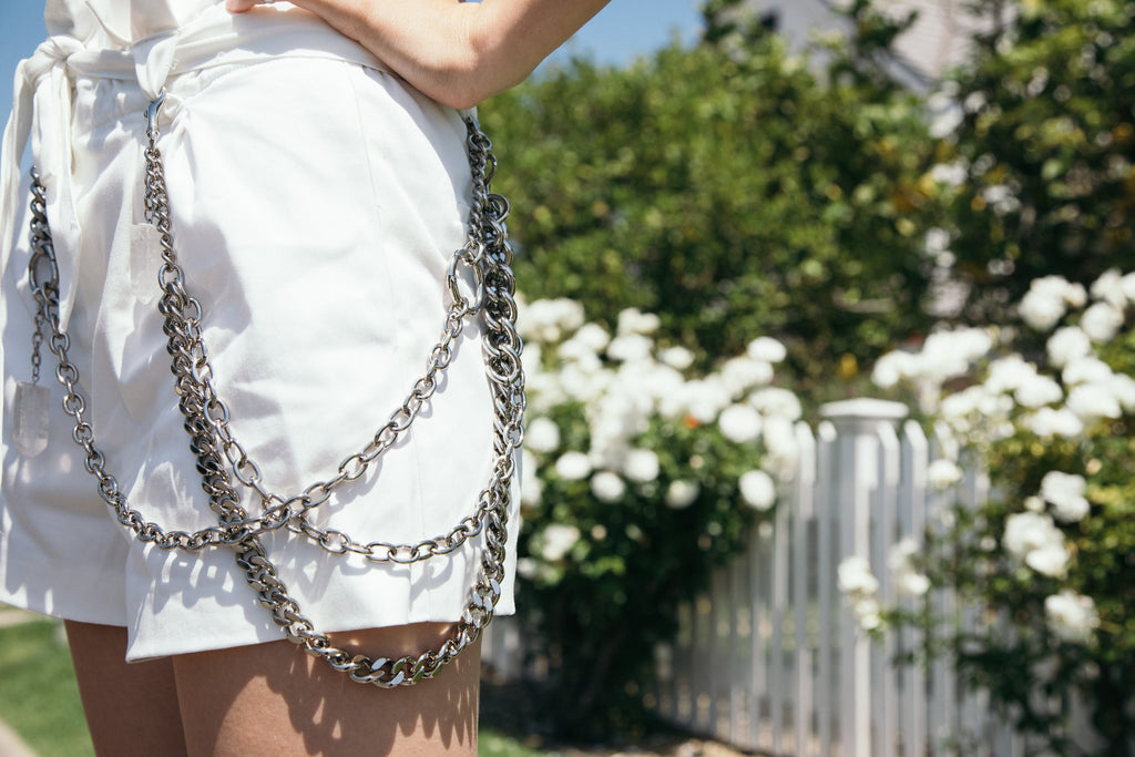 The Buckle Guy Jewelry Gwen Chain Belt