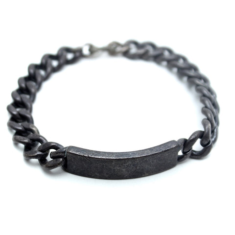 Child of Wild Mens Jewelry Vintage Men's Military Bracelet