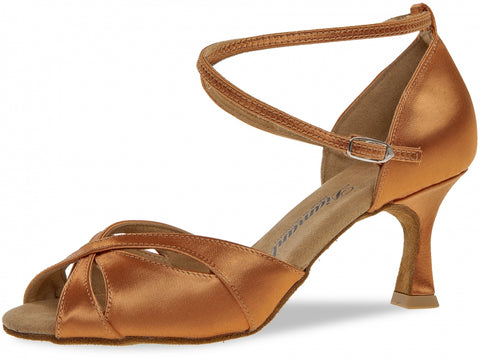 Diamant 141-087-379 Dark Tan Satin