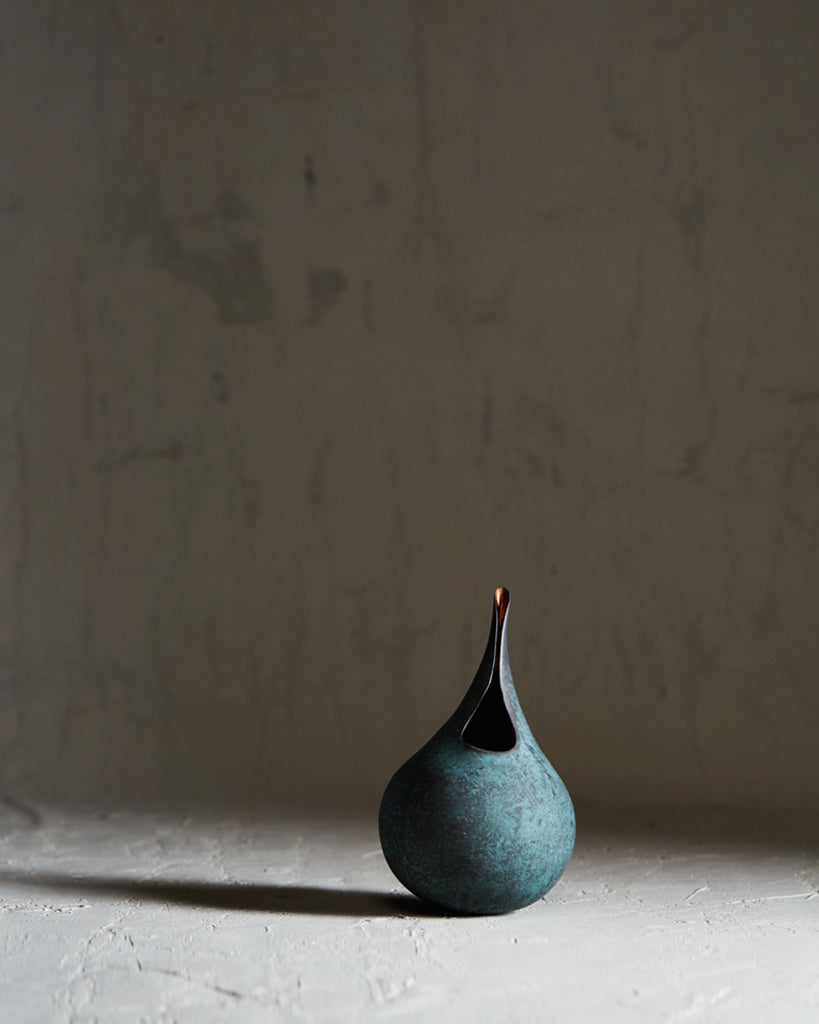Simplicity Pouring Vessel - Green