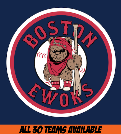 Boston Ewoks