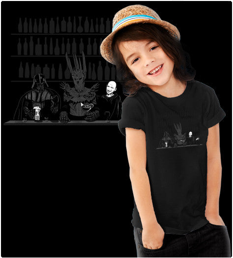 DARK LORD HAPPY HOUR-T-Shirt-Star Wars-Shirt Battle