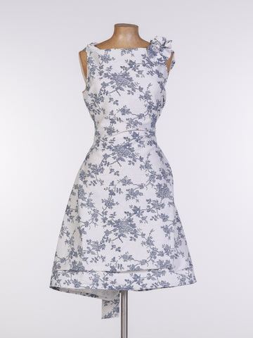 Meadow Floral Bradley Dress